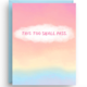 Nicole Marie Paperie This Too Shall Pass - Sympathy Card