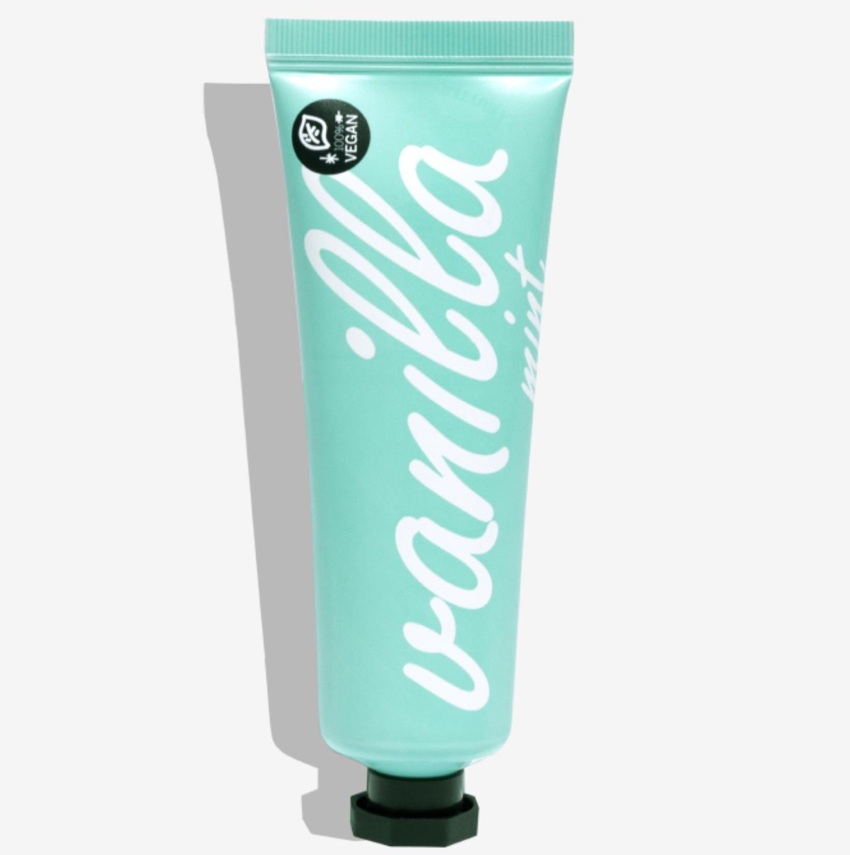 AvryBeauty Vanilla Mint Hand Cream (1.5oz Tube)