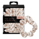 Kitsch Satin Sleep Scrunchies - Leopard
