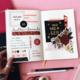 Golden Gems Big Fucking Plans Dotted Journal - Black