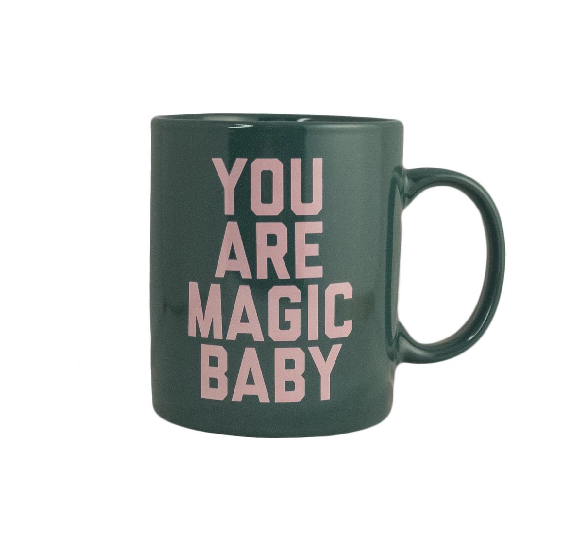 Golden Gems You Are Magic Mug