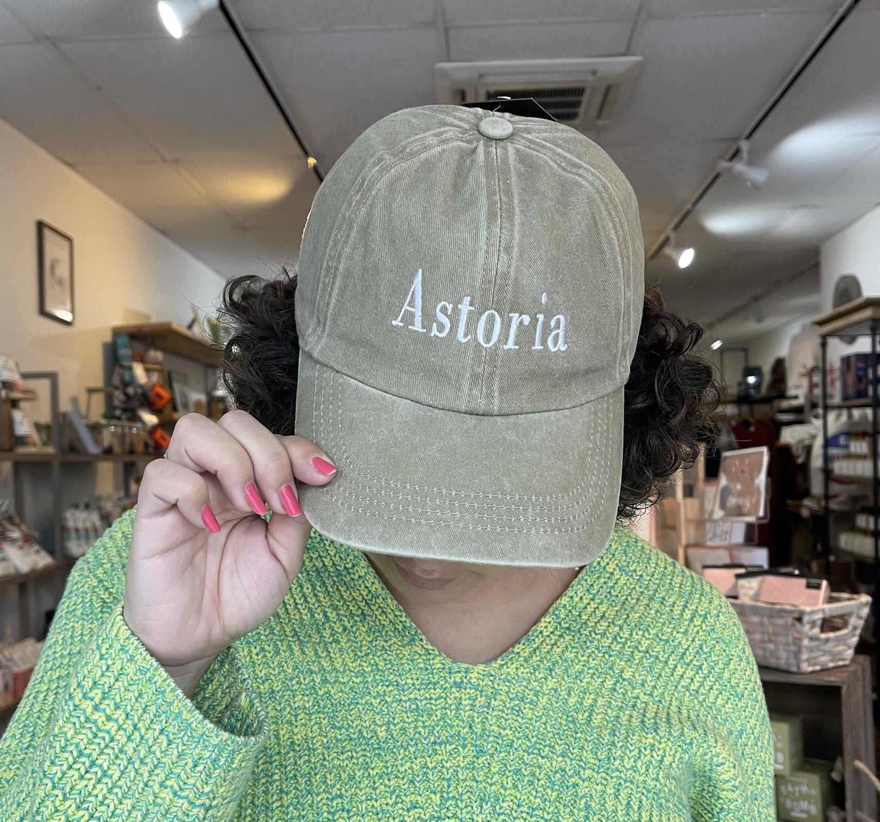 David & Young Astoria Type  - Khaki
