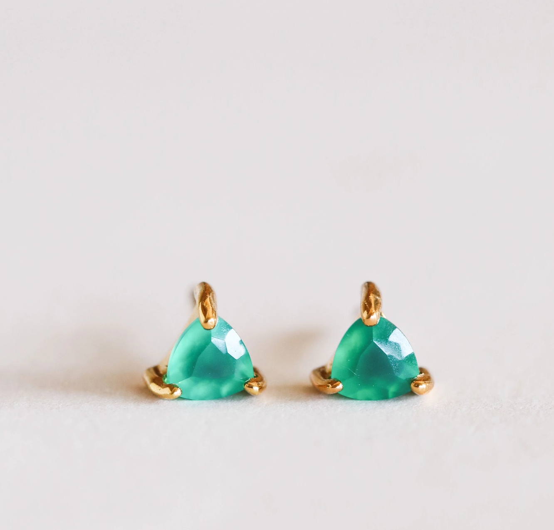 JaxKelly Mini Energy Gems - Green Onyx