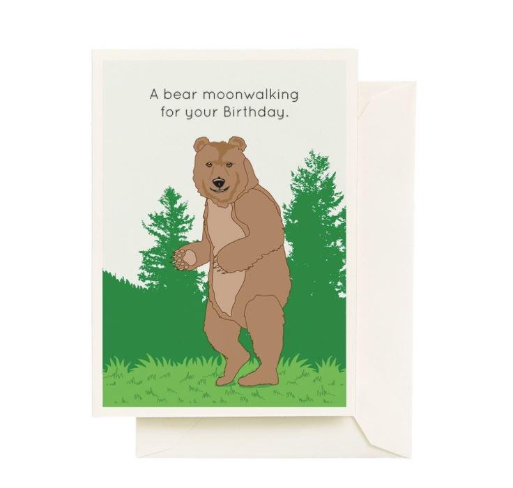 Seltzer Bear Birthday