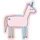 Talking Out of Turn Sticker - Unicorn