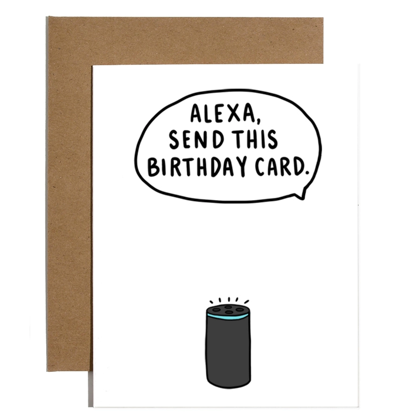 Brittany Paige Alexa Send This Birthday Card