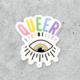 Citizen Ruth Queer Visibility Sticker