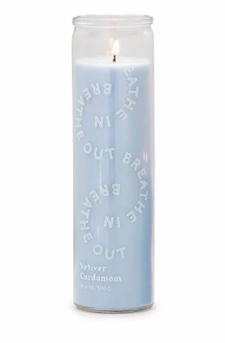 PADDYWAX Spark 10 oz Vetiver Cardimom- Breathe