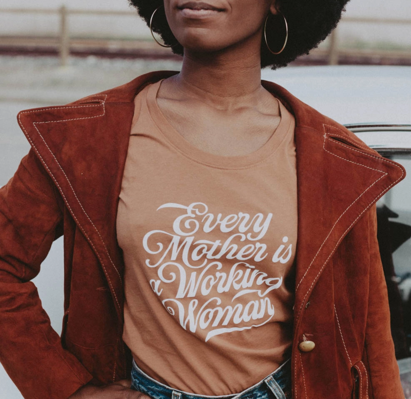 The Bee & The Fox Every Mother Tee