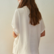 By Together Eyelet Button Down-White