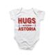 Rock Scissor Paper Hugs Astoria Onesie-Red