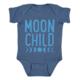 Rock Scissor Paper Moon Child Onesie