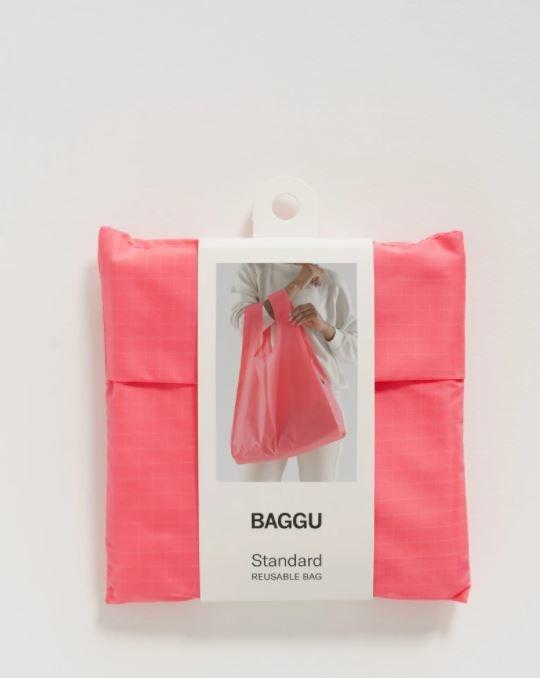 Baggu Standard Baggu - Watermelon Pink