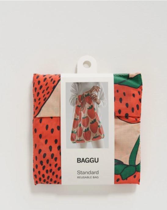 Baggu Standard Baggu - Strawberry