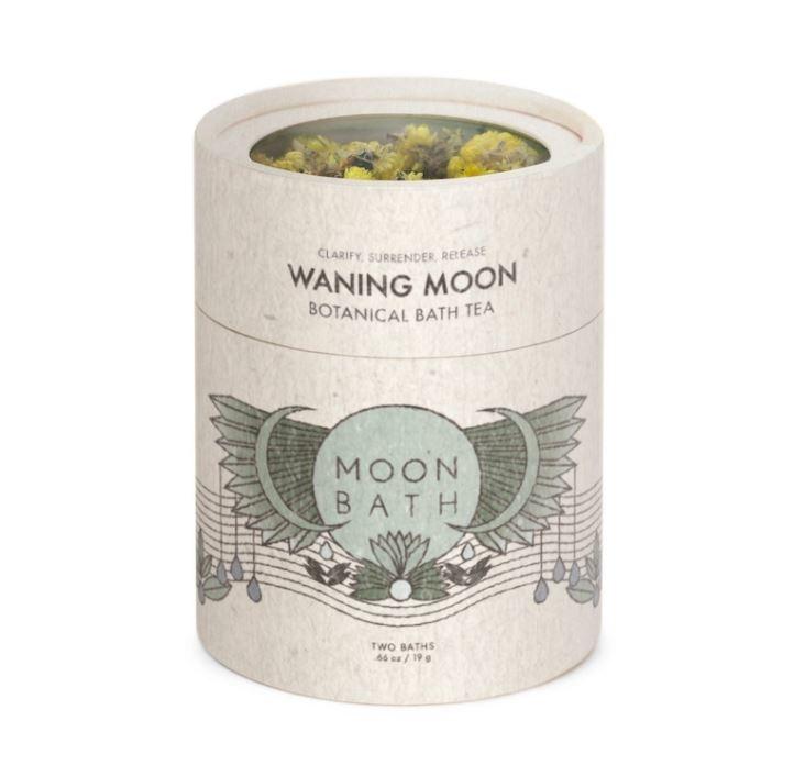 Moon Bath Waning Moon Bath Tea
