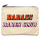 Mulberry & Grand Badass Babes Club Canvas Pouch