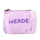 Mulberry & Grand Merde Canvas Pouch