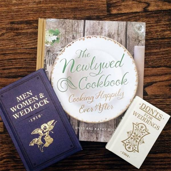 Chronicle Books The Newlywed Cookbook
