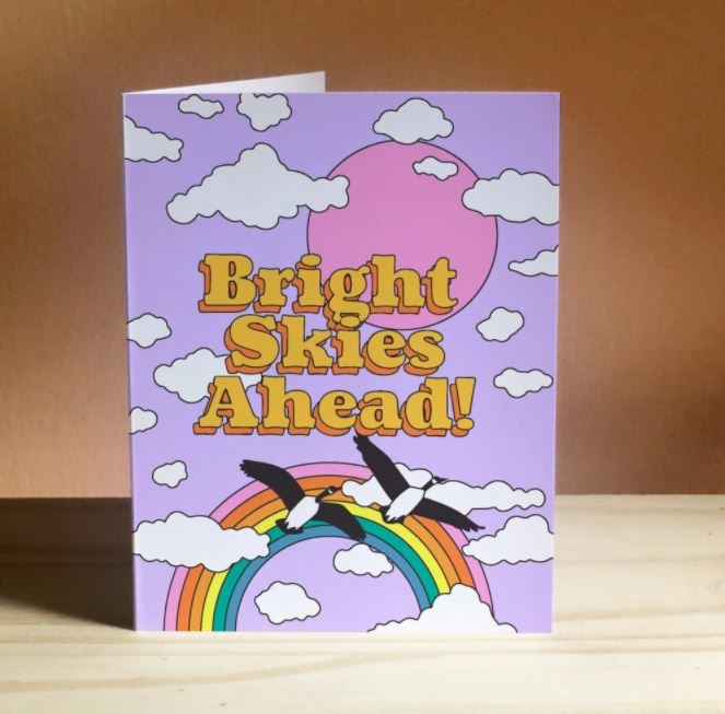 Ash + Chess Bright Skies Ahead