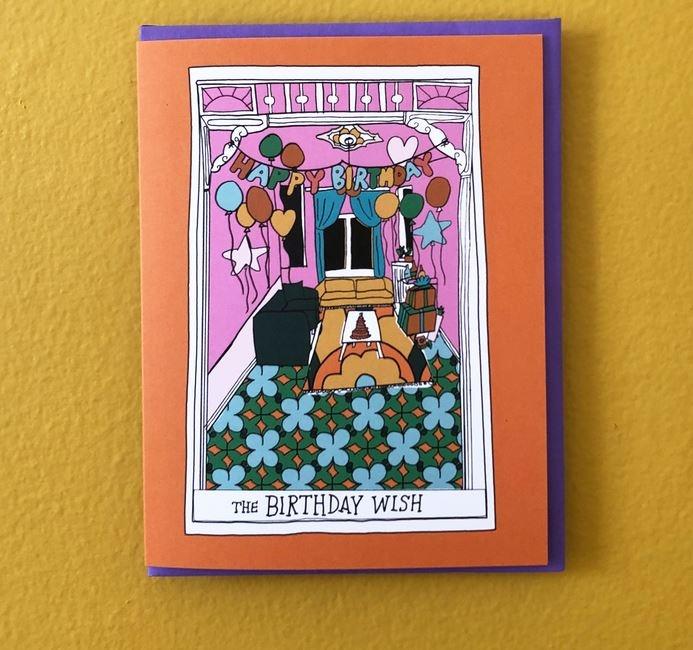 Ash + Chess Birthday Tarot