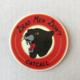 Jini and Tonic Dead Men Don't Catcall Sticker
