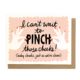 Little Low Studio Baby Cheeks Card