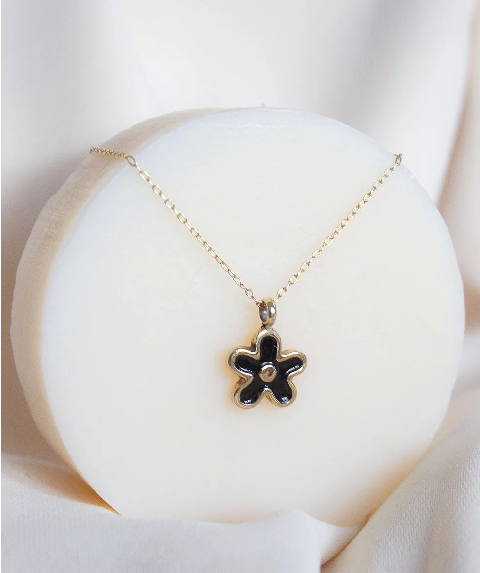 Yam Floral Unlimited Necklace