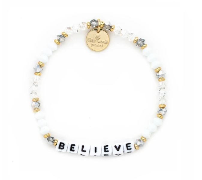 Little Words Project White-Believe-Empire