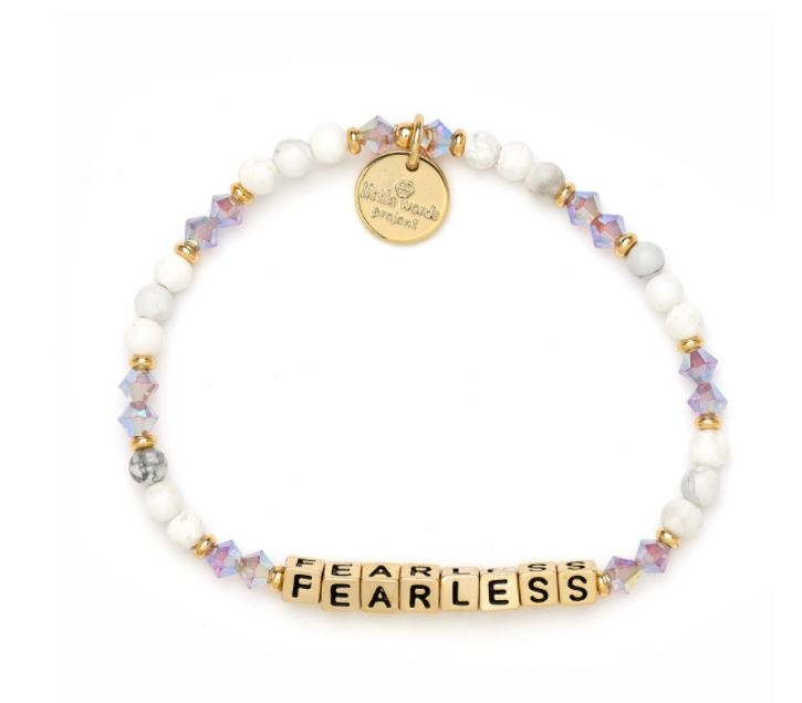 Little Words Project Gold-Fearless-Creampuff