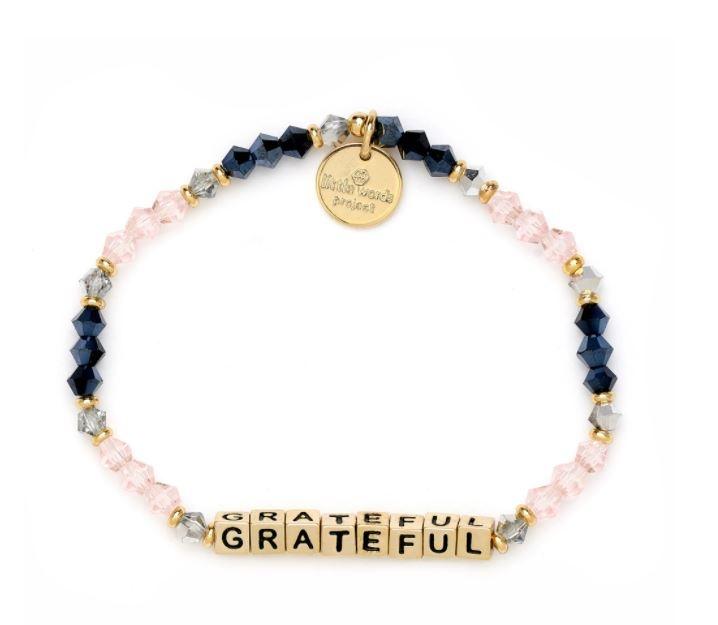 Little Words Project Gold-Grateful-Belle