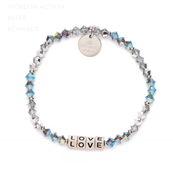 Little Words Project Silver-Love-Twinkle