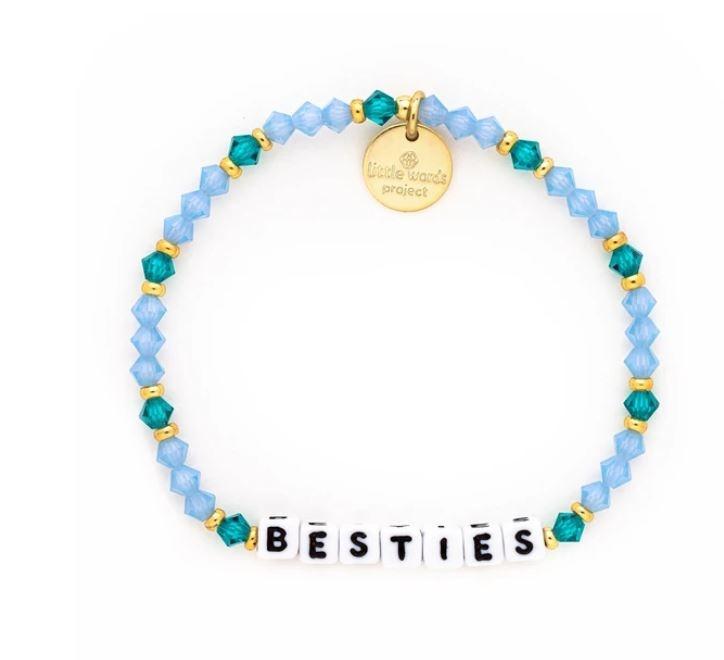 Little Words Project White-Besties-Best Friends