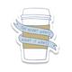Little Goat Coffee Sticker