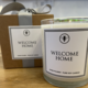 Ella B. Candles Welcome Home Candle