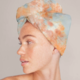 Kitsch Microfiber Hair Towel - Sunset Tie Dye