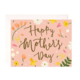 Bloomwolf Studio Peach Mother's Day Card