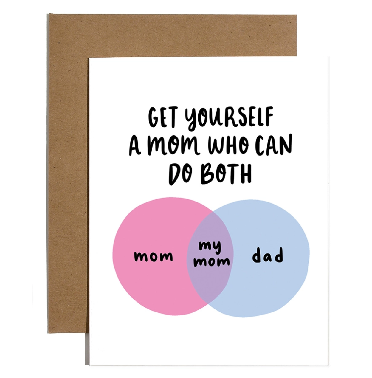 Brittany Paige Mom Can Do Both Card