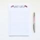 Siyo Boutique Hit List Notepad-FINAL SALE