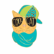 Little Lovelies Studio Cool Cat Pin