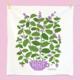 The Neighborgoods Tea Towel-Mint
