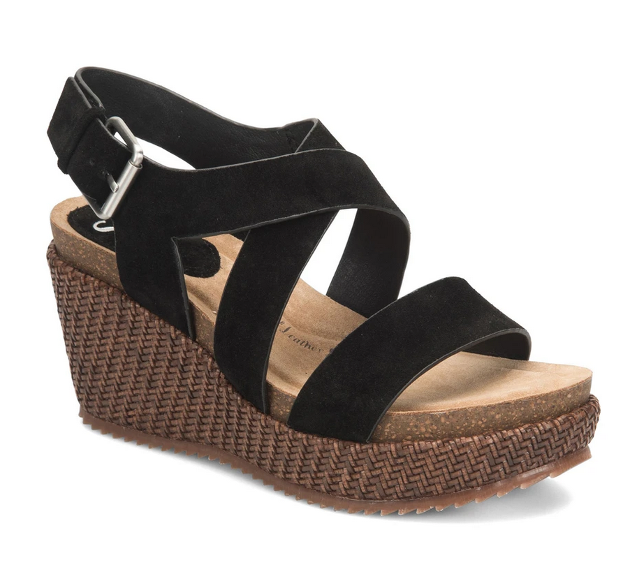 Sofft Shoe Company Haddison-Black - FINAL SALE