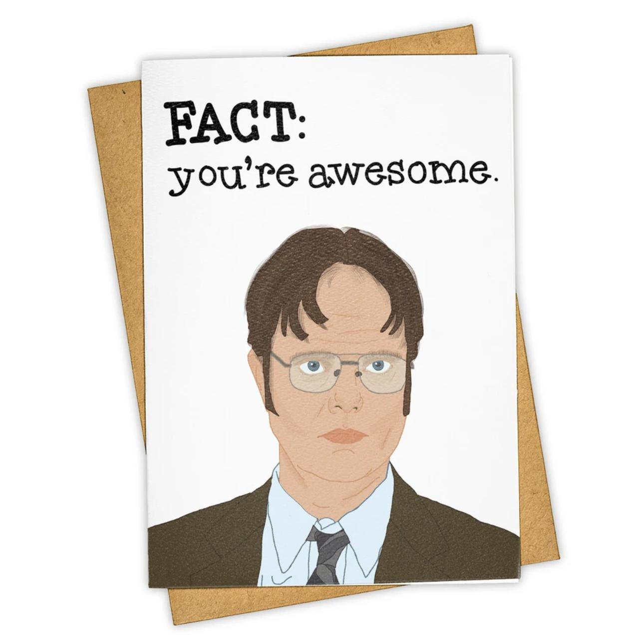 Tay Ham Fact Card
