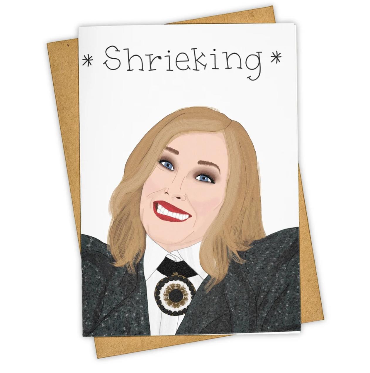 Tay Ham Shrieking Card