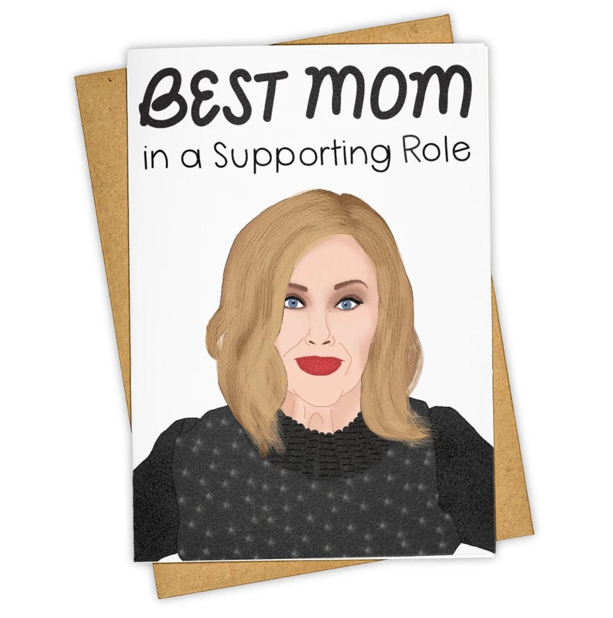 Tay Ham Mom Schitt Card