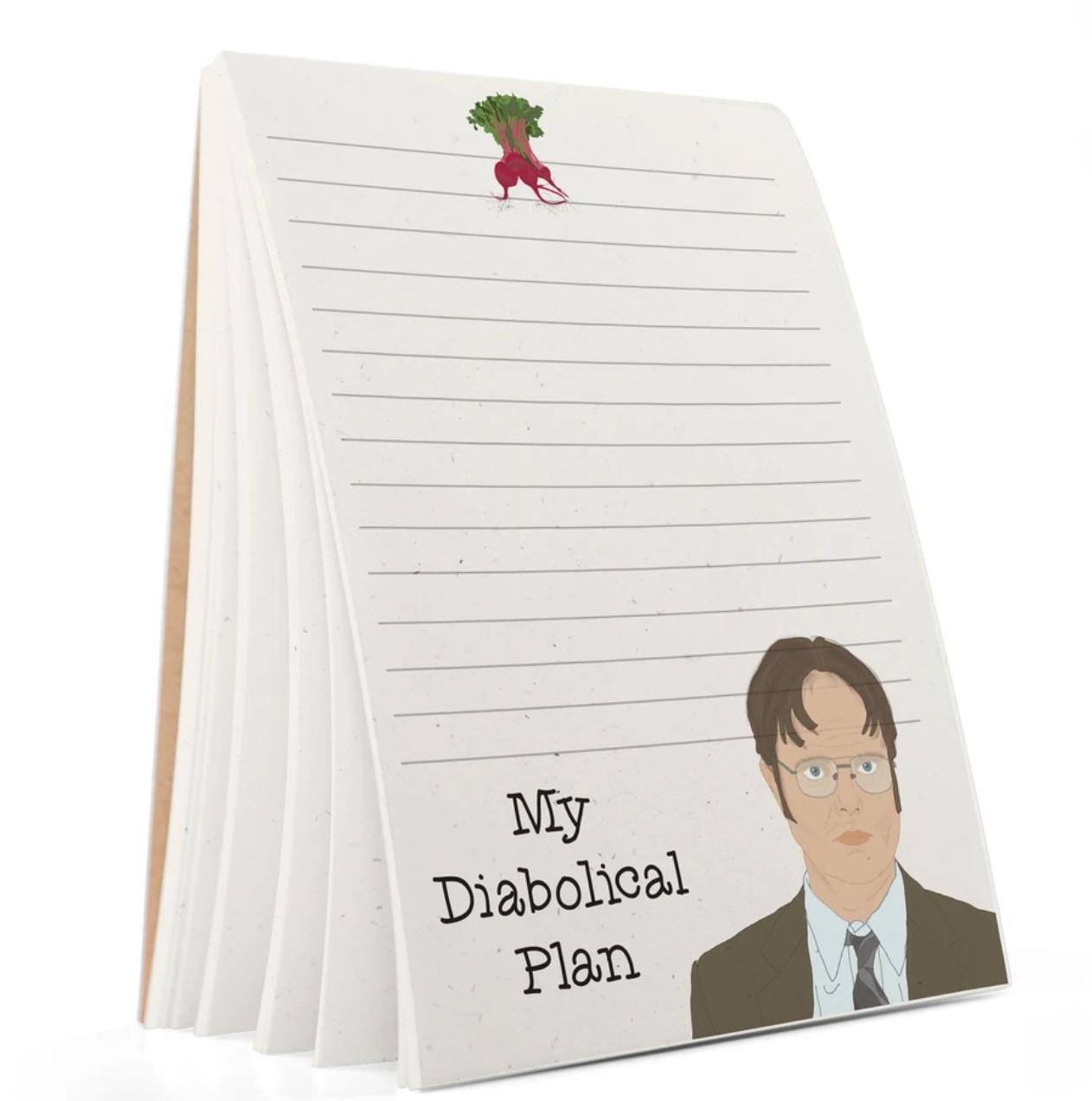 Tay Ham Office Notepad