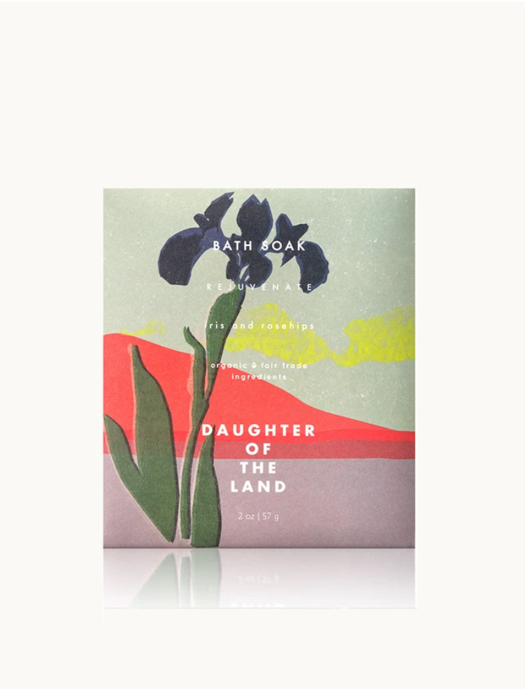 Daughter of the Land Single Soak Packet-Rosehips