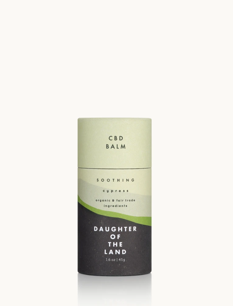Daughter of the Land Balm-Cypress
