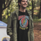 Ripple Junction Grateful Dead Tour 74 Vintage Crew T-Shirt