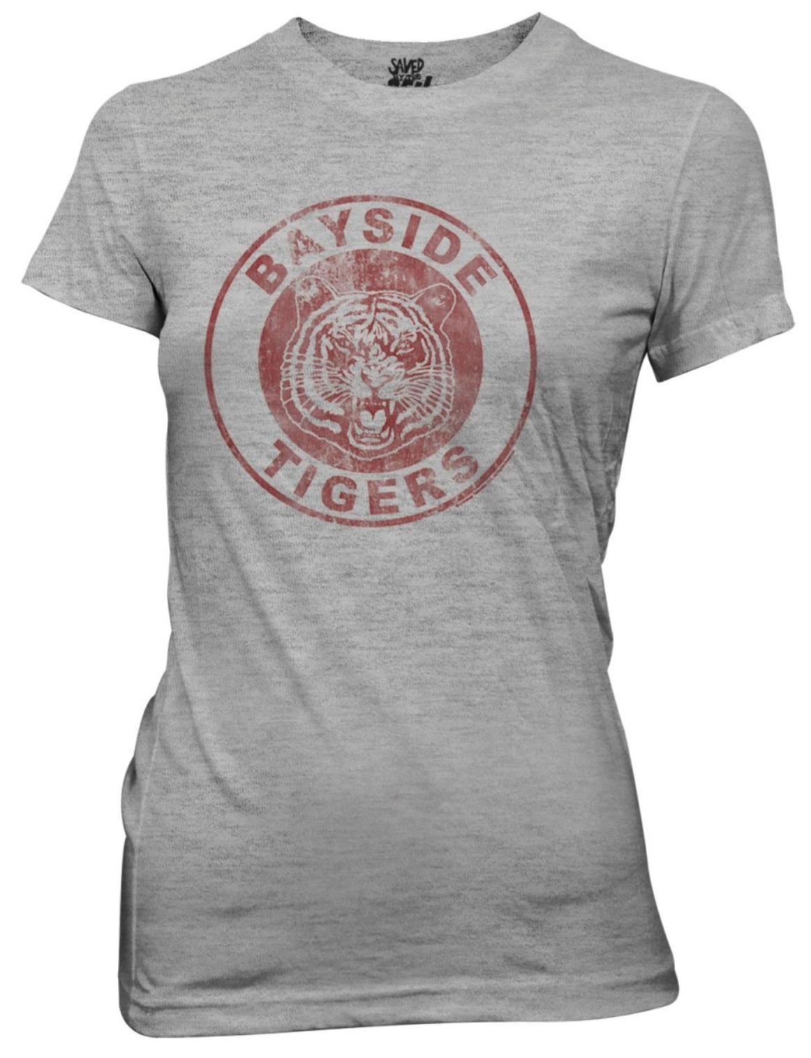 Ripple Junction Saved By The Bell Bayside Tigers Juniors T-Shirt