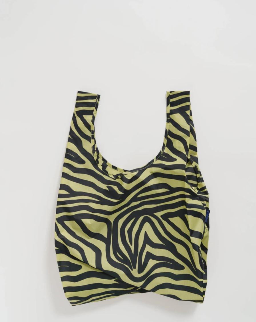 Baggu Standard Baggu - Olive Zebra